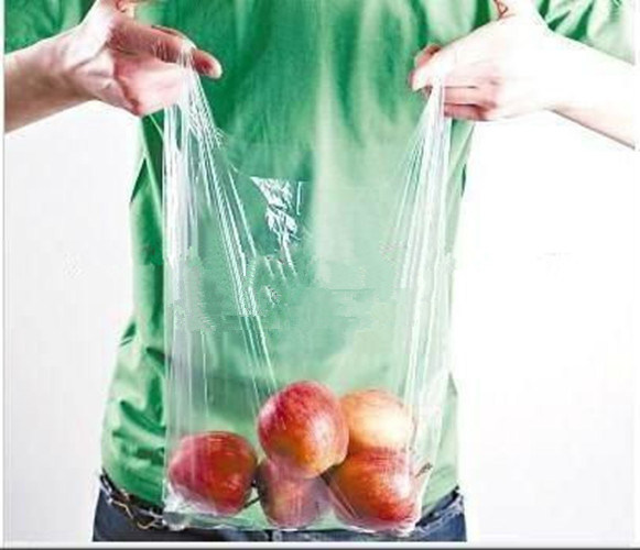 China transparent clear plastic t shirt bag on roll for Clear plastic dress shirt bags