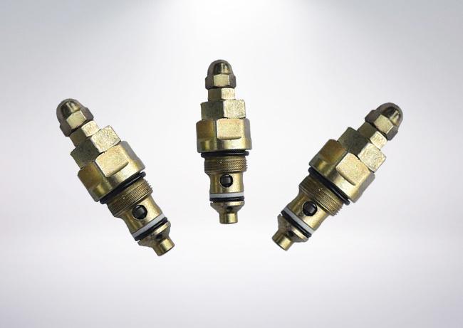 Hydraulic control valve pilot joystick steering valves Hydraulic safety valve