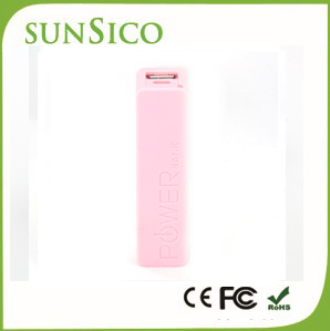 2200mAh Power Bank/ Perfume Mobile Charger Power Bank for Mobile Phone (SPB-1015)