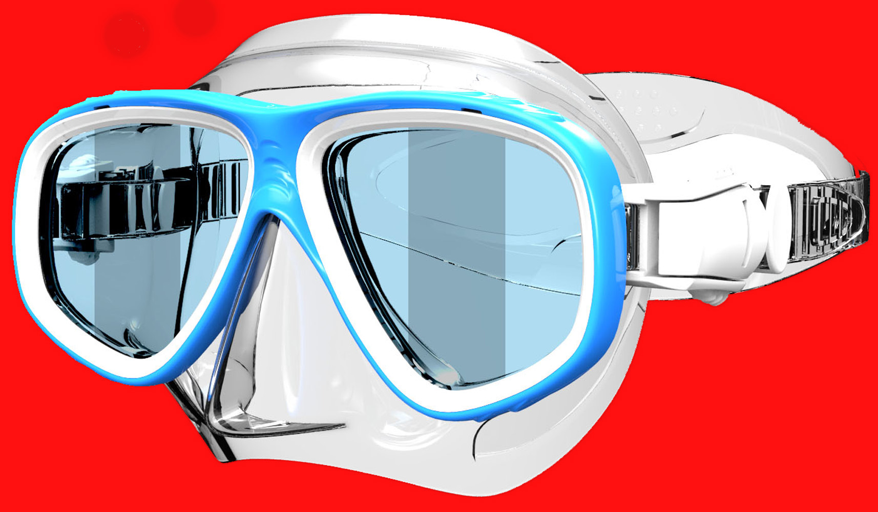 Adult Cheap Diving Mask, Diving Glasses (MM-405)