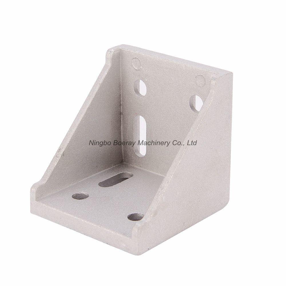 8080A Angle Corner Bracket for T Slot Aluminum Profile