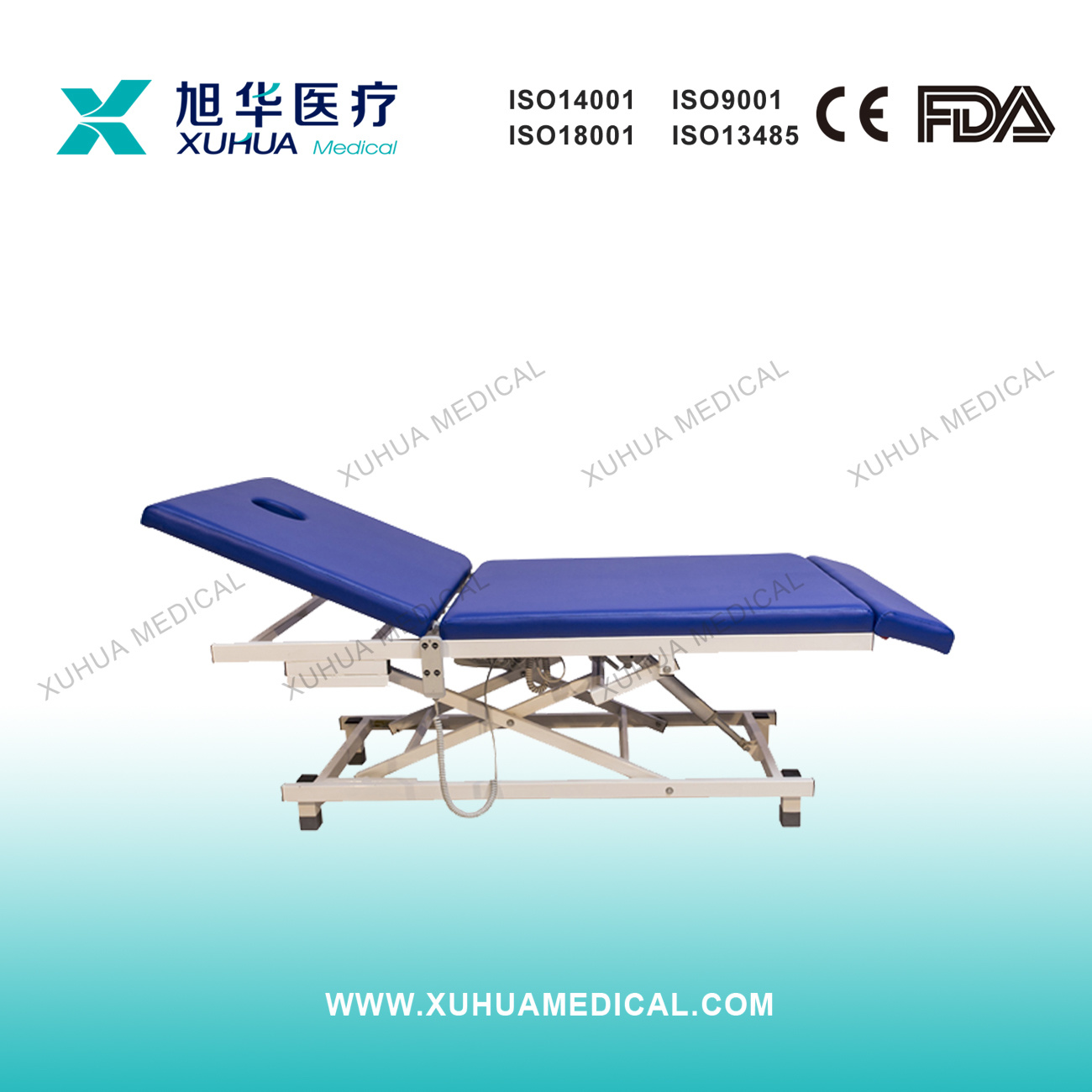 China I-7deluxe Electrical Examination Couch - China Hospital Equipment, Hospital  Bed