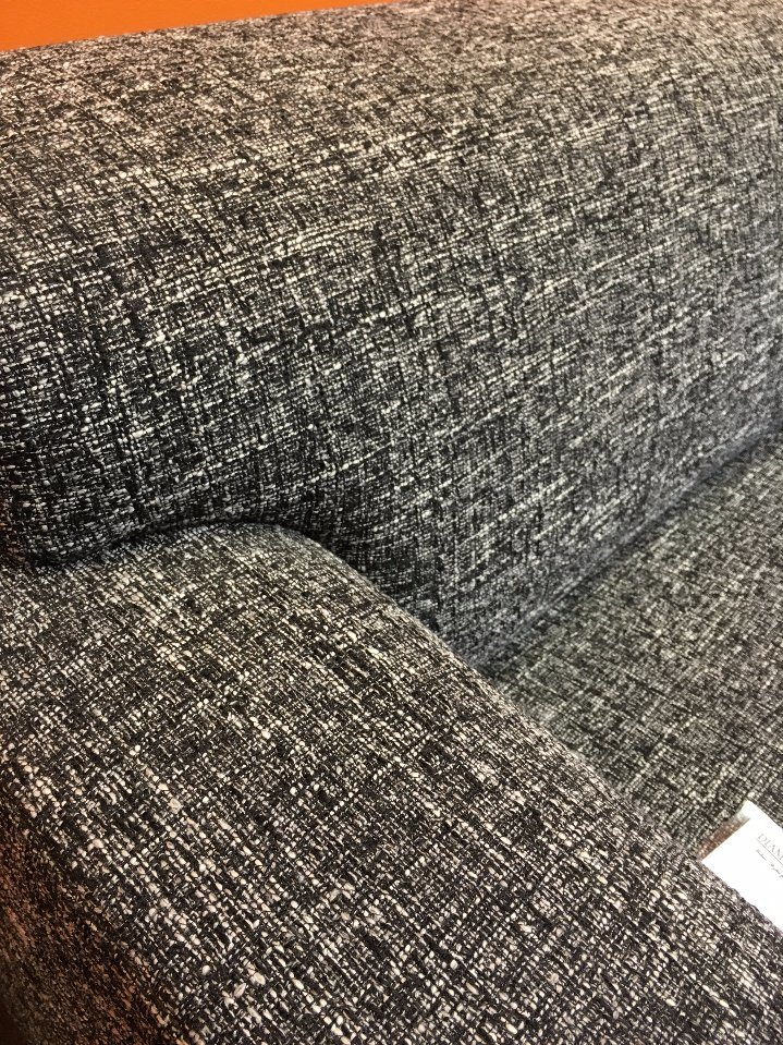 Polyester Woven Fabric Furniture Fabric Linen Fabric (R016)