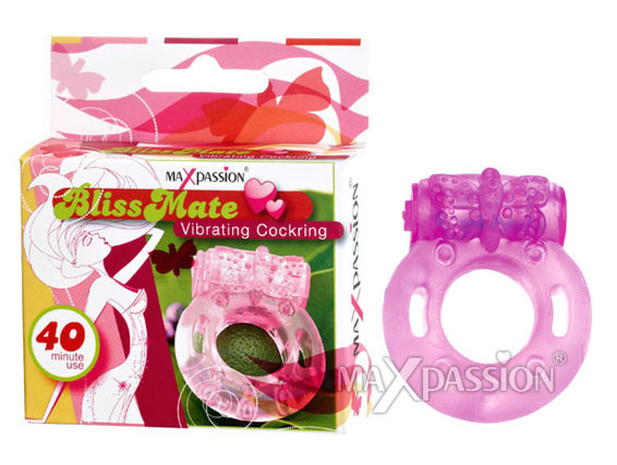 Vibrating Cock Ring (sex toy for men)