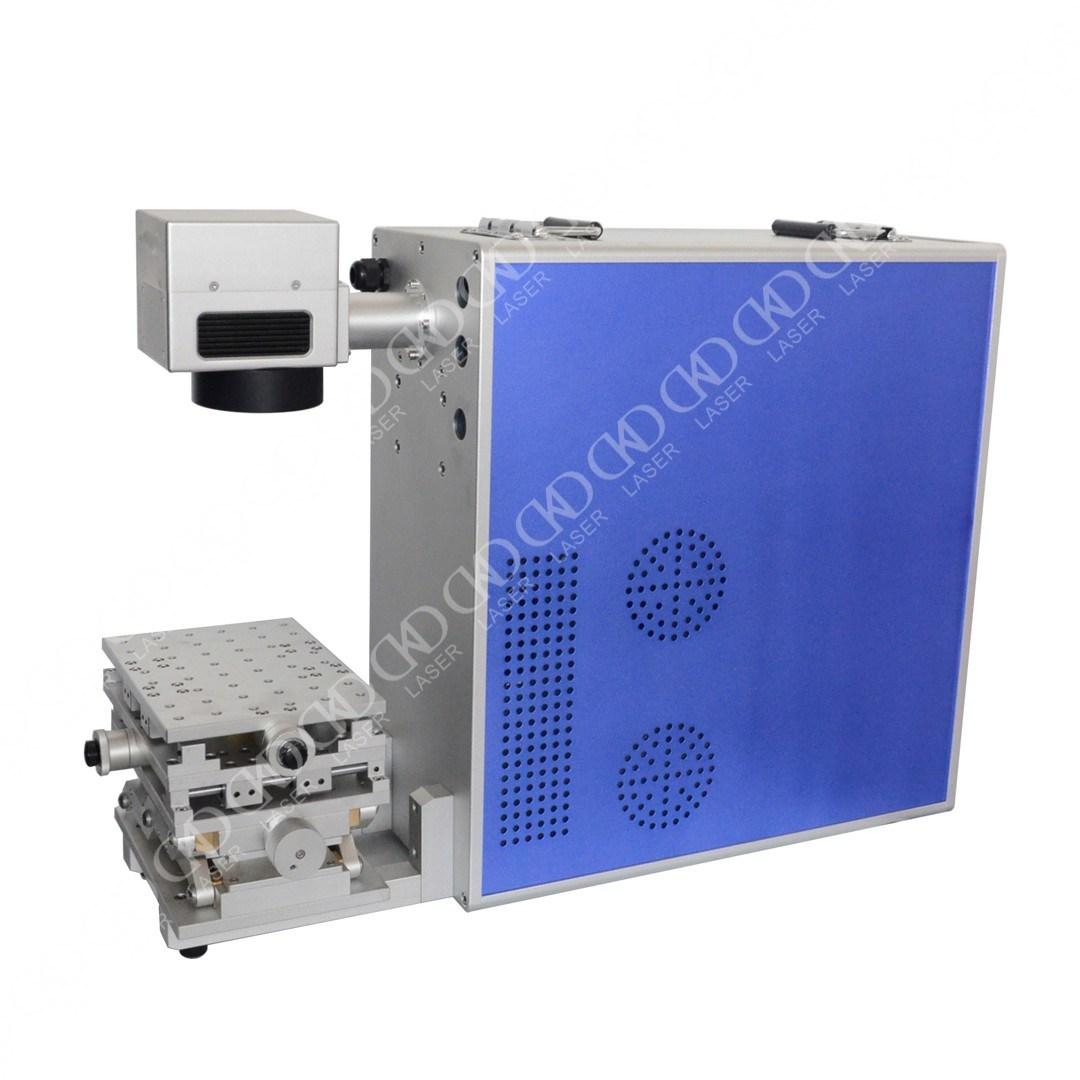 China Supplier 20W Portable Fiber Laser Marking Machine