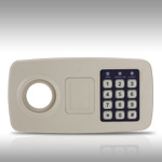 Home Safe Lock with Indicator Light