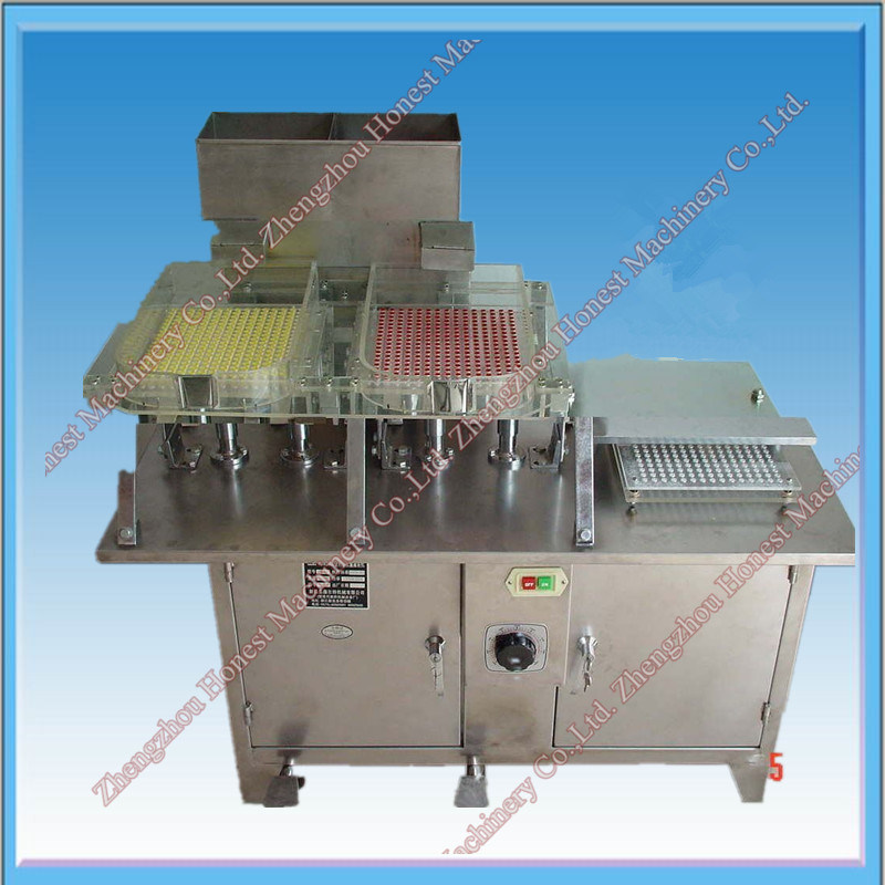 Factory Price Commerical Capsule Filling Machine for Pharmaceutical Industry