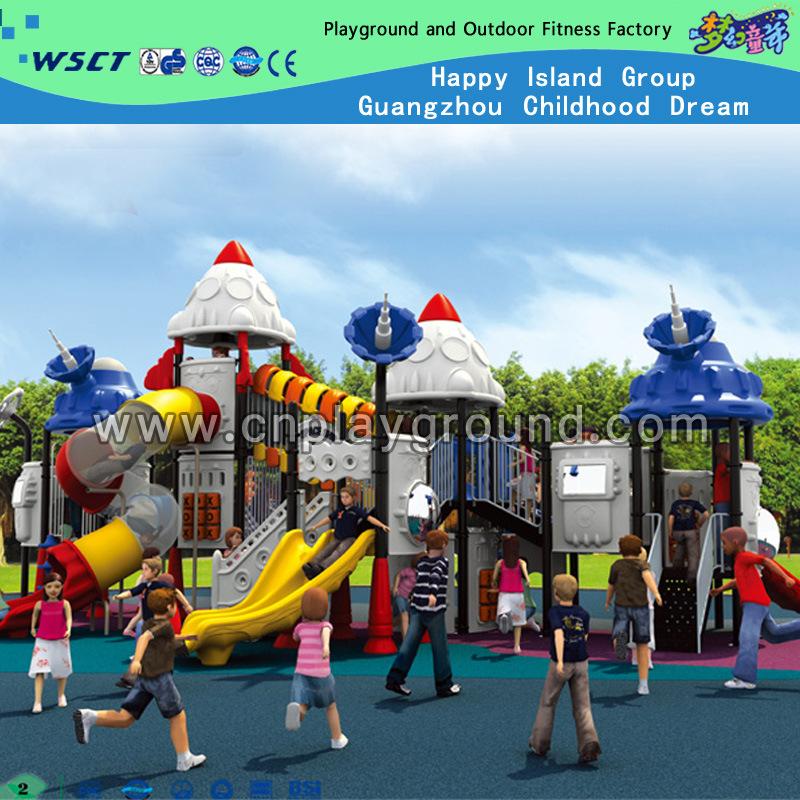 High Quality Large Outer Space Outdoor Playground Equipment (HD-201)