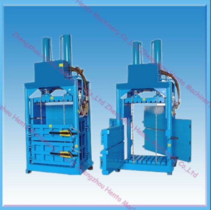 High Quality Hydraulic Press Waste Baler For Sale