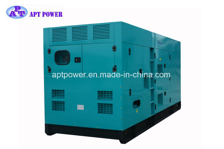 Standby 450kVA/360kW Deutz Generator for Industrial