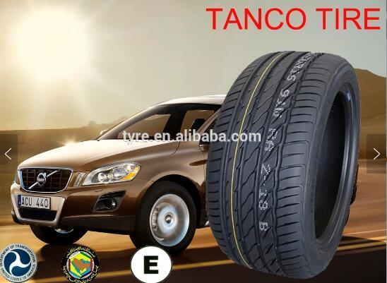 China Tire Manufacturer 195 70r13 High Quality Cheap Car Tires