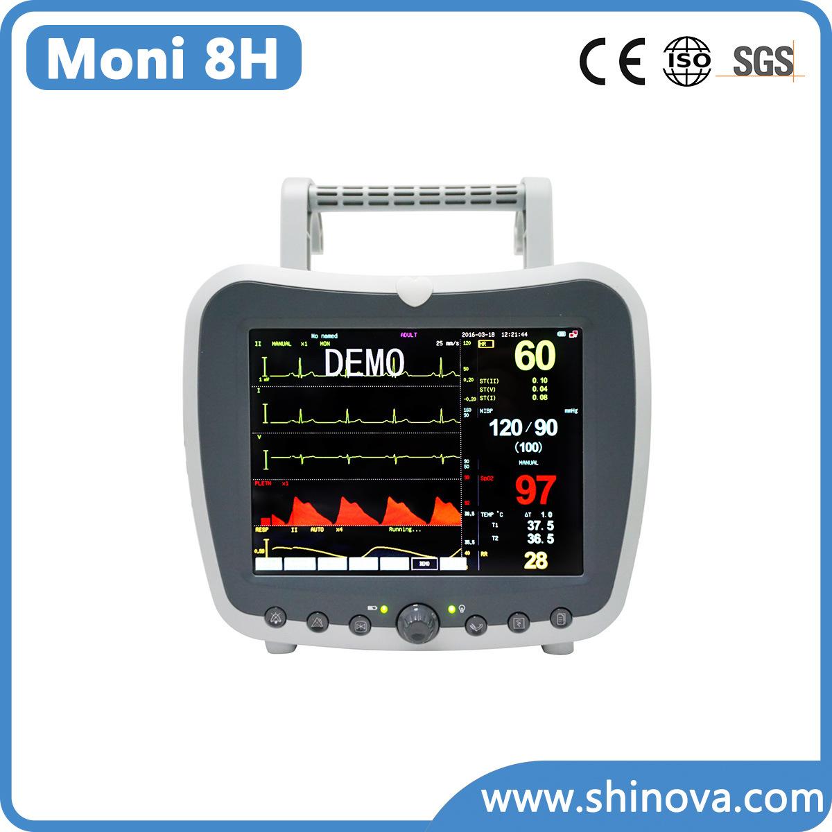 "8.4"" Multi-Parameter Patient Monitor (Moni 8H)"