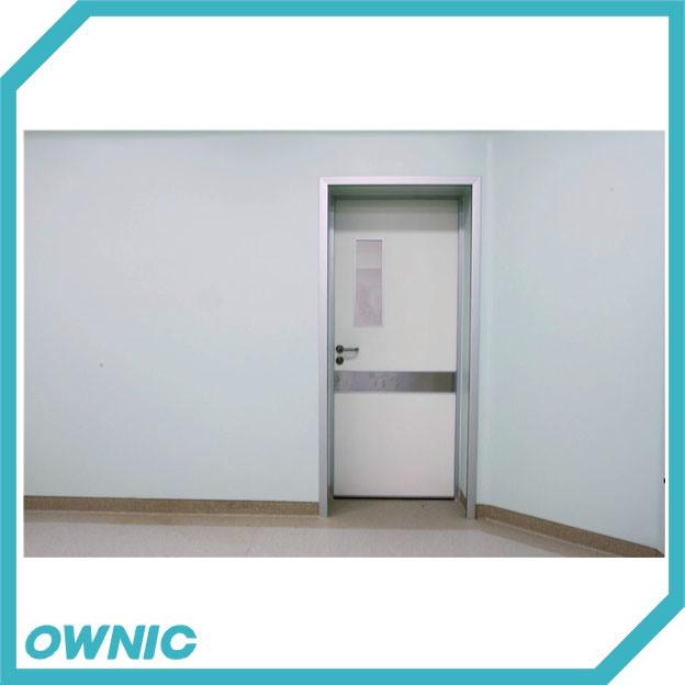 Hot Selling Steel Air Tight Interior Hodpital Door