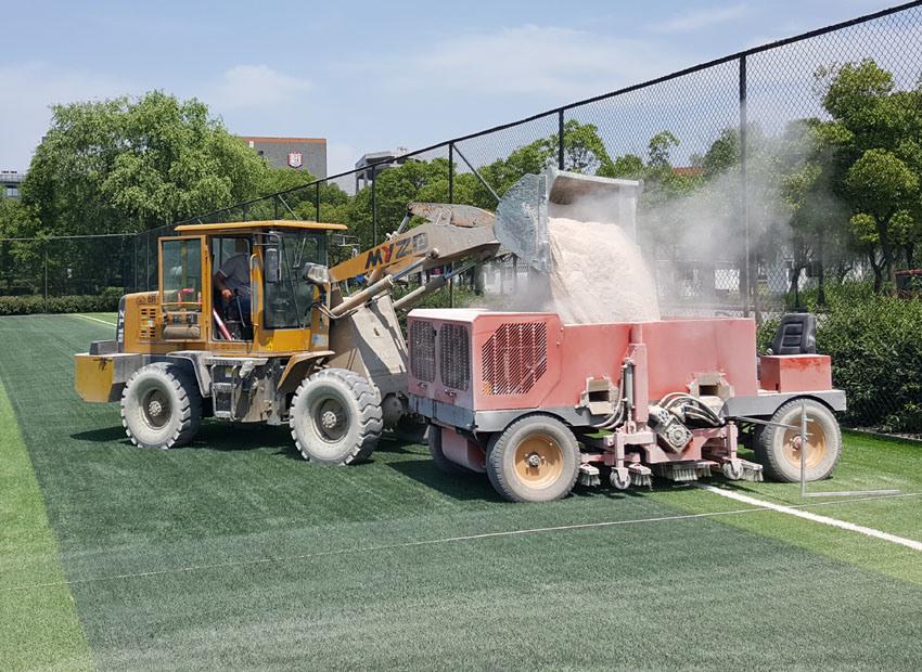 Automatic Sand Filling Machine