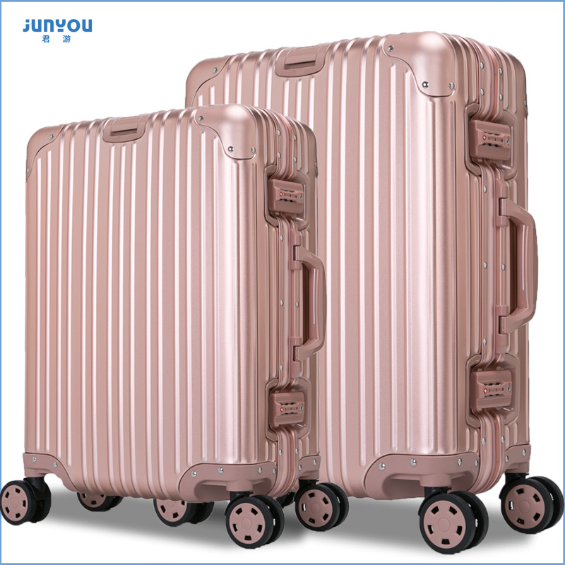 Good Quality New Design 20′′ All Aluminum Frame Luggage