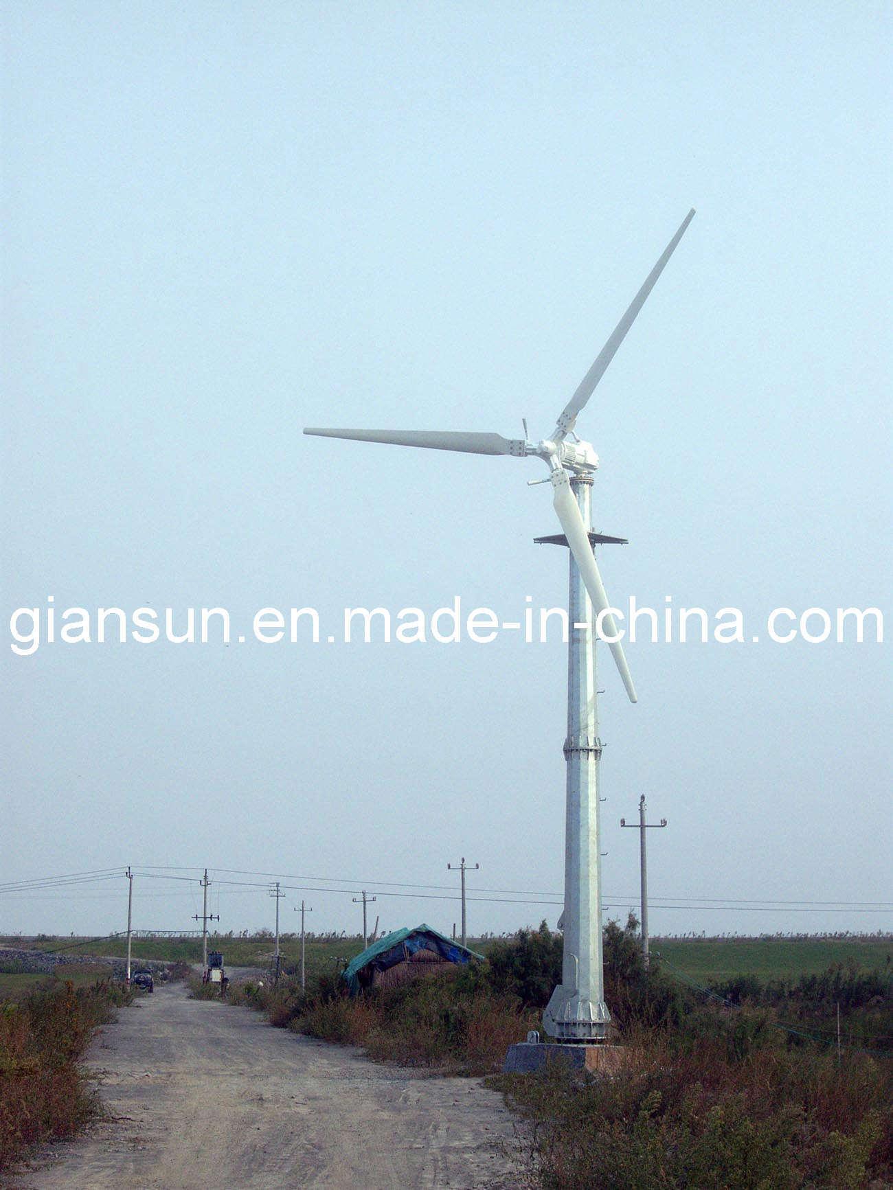 10 Kw Wind Turbine Generator