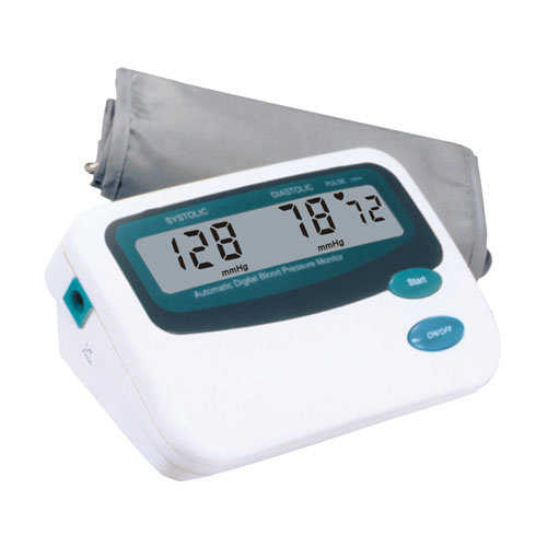 Arm Type Full Automatic Electronic Blood Pressure Monitor