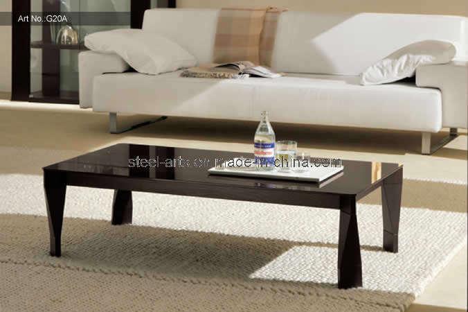 Где поставить деревянный журнальный стол