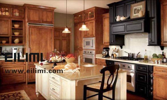 Kitchen cabinet all wood china kitchen cabinet cabinet for All wood kitchen cabinets