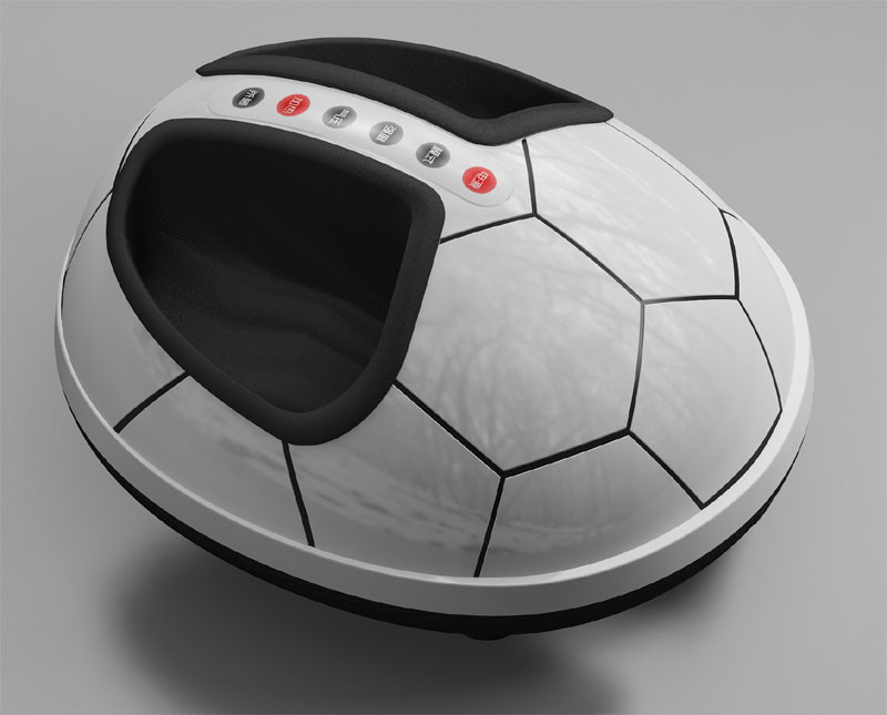 D3 Foot Massager (football)