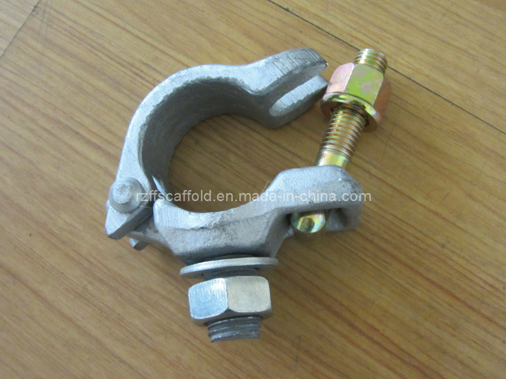 Scaffolding Coupler with Welded Bolt M20
