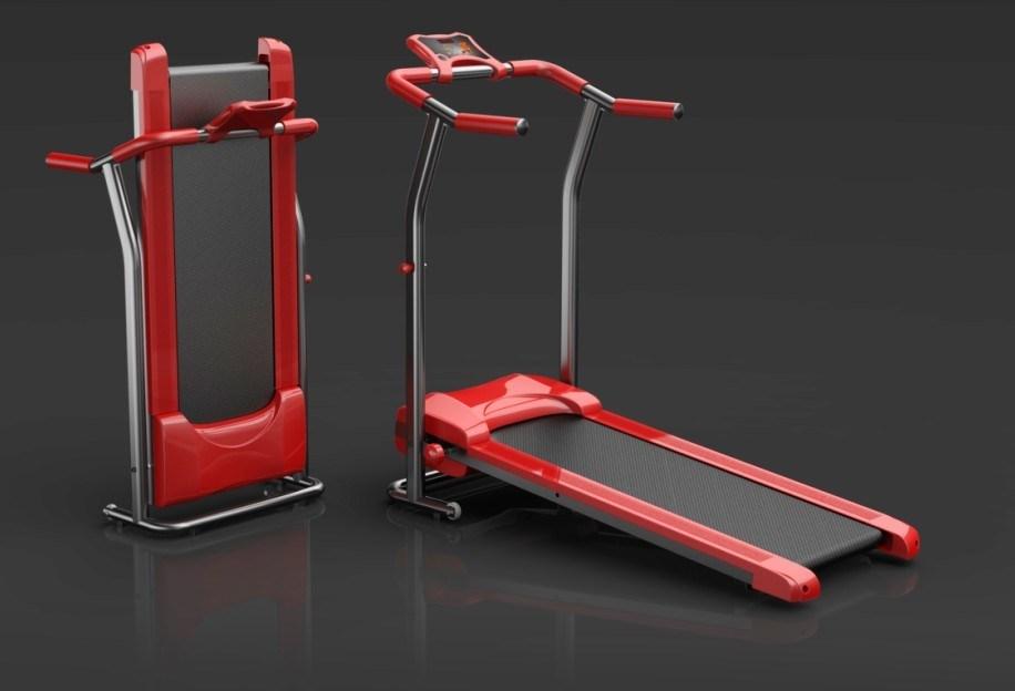 China Mini Home Use Treadmill With 1HP Motor Fitness ...