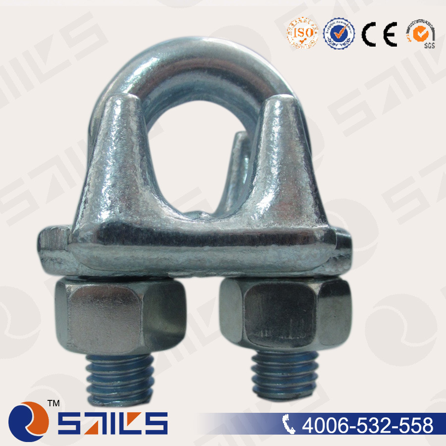 Us Type Drop Forged Wire Rope Clip (CE, SGS, BV, ISO)