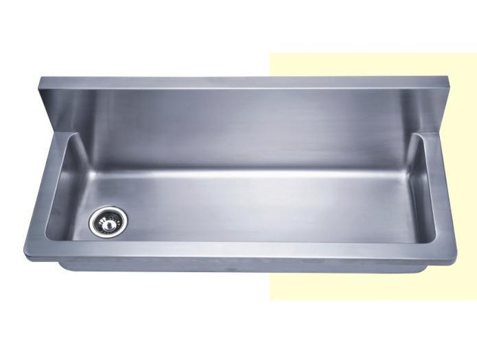 Stainless Steel Trough Sink : ... Trough (WTB-L) - China Stainless Steel Handmade Kitchen Sink, Trough