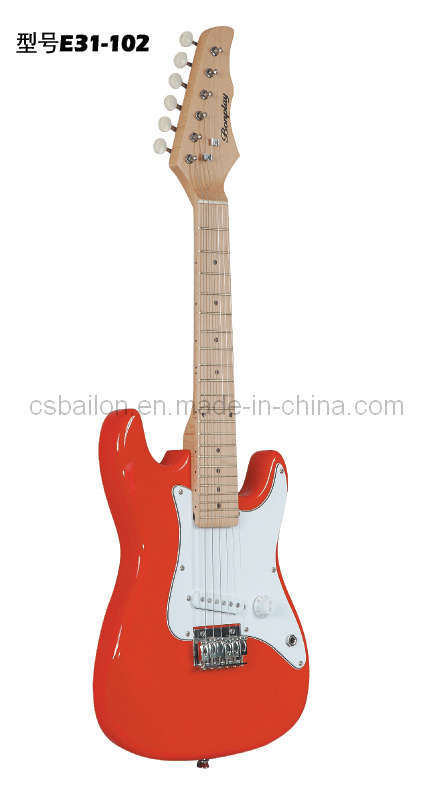 31′′electric Guitar (BLE31-102)