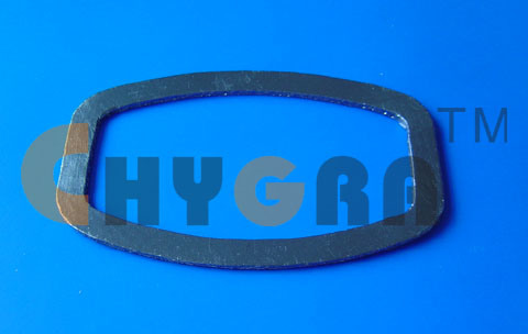 G2220 Oval Graphite Cut Gasket Sealing Material