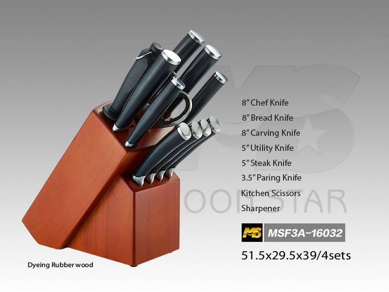 Forged Handle Series Kitchen Knife (MSF3A-16032)
