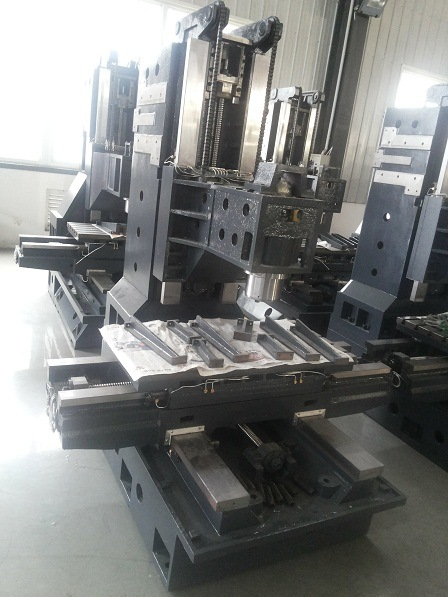 Vmc850L Vertical Machining Center, Popular Model
