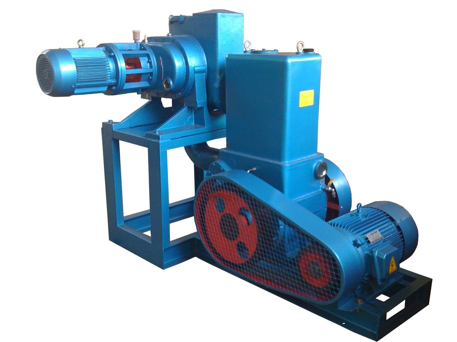 Roots Rotary (slide-valve) Cacuum Pump Series