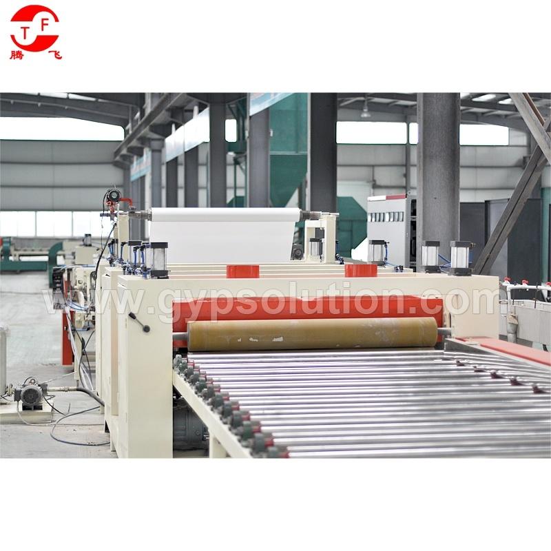 Ceiling Tile Production Line