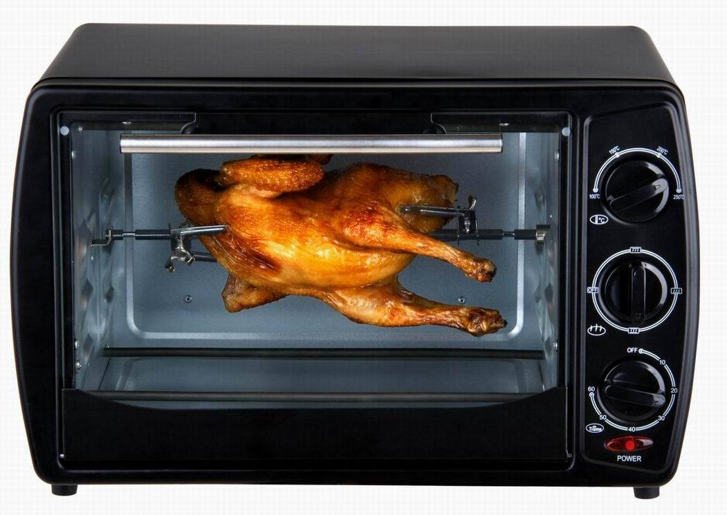 Countertop Convection Oven South Africa : ... China Electric Rotisserie and Convection Oven, Electric Toaster Oven