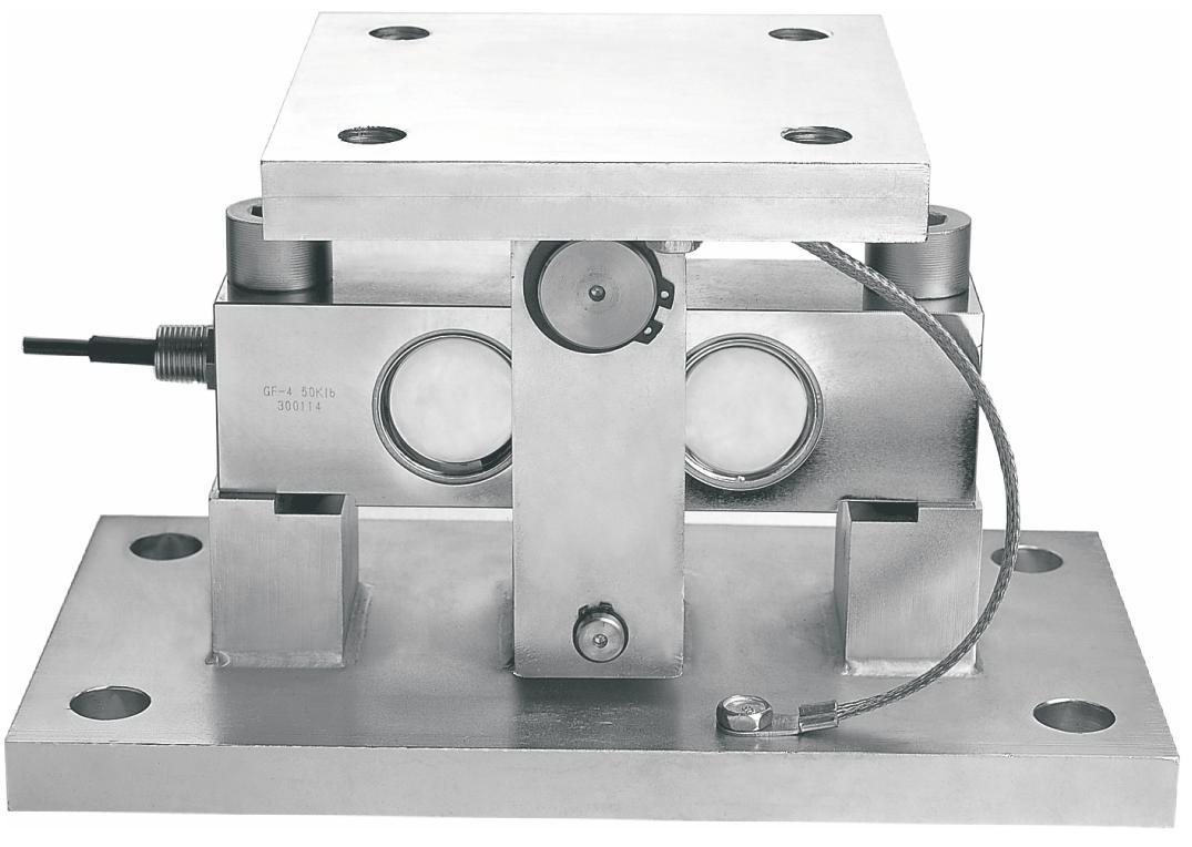 Mount for Load Cell (GF-4M)