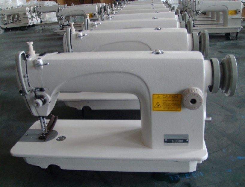 High-Speed Single Needle Lockstitch Industrial Sewing Machine (OD8900)