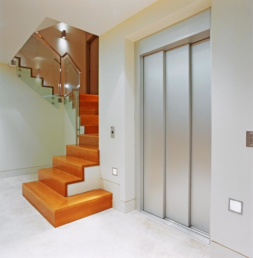 Few simple yet effective decorating ideas for new homes for Elevator house