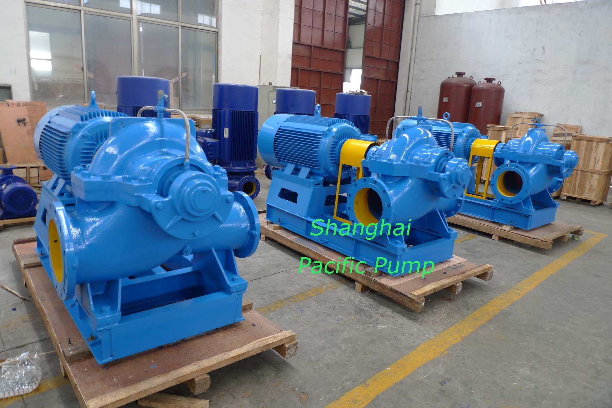 Horizontal Split Case Pump (TPOW)