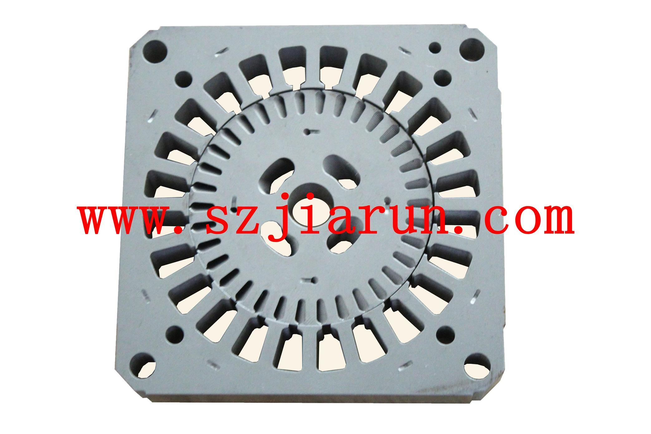 Fan Motor Rotor and Stator Core Lamination Stamping Die Parts