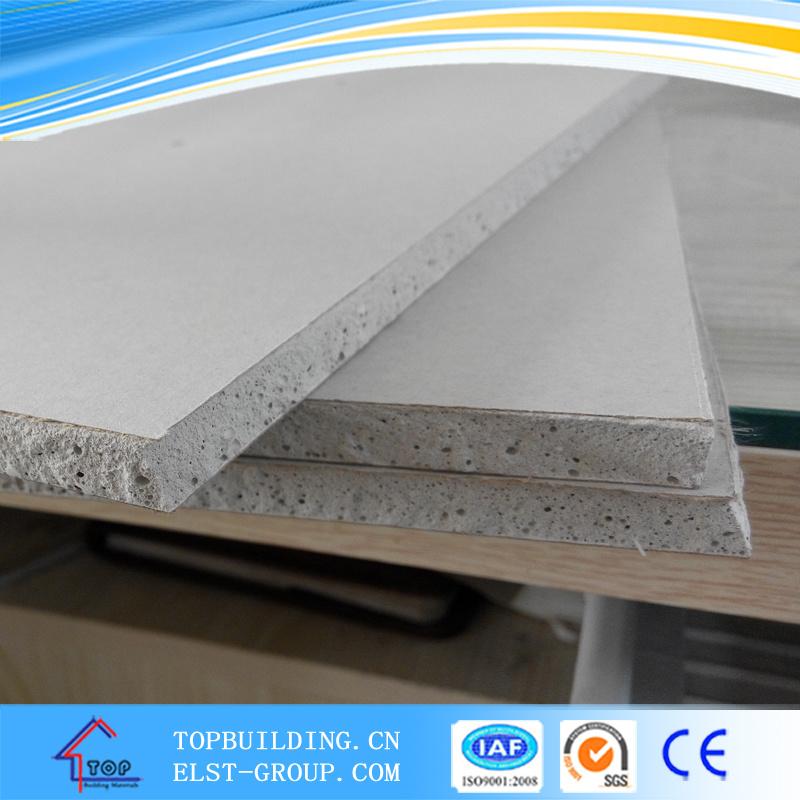 Standard Board/Fireproof Gypsum Board/Moistureproof Gypsum Board/Waterproof Gypsum Board/Plasterboard/Gypsum Ceiling Board/Gypsum Board