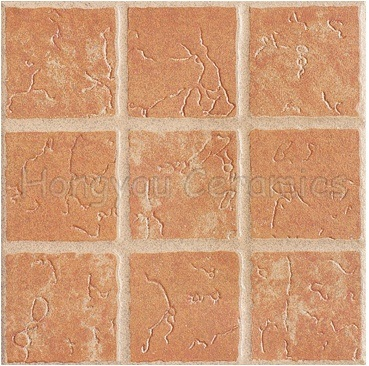 Rustic ceramic tile