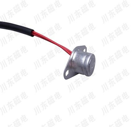 Waterproof Ksd 301 Bimetal Thermostat