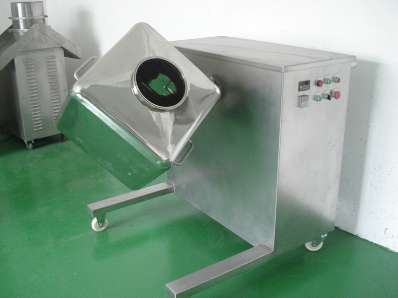 Skh Series Laboratory Mixing Machine with Changeable Barrel