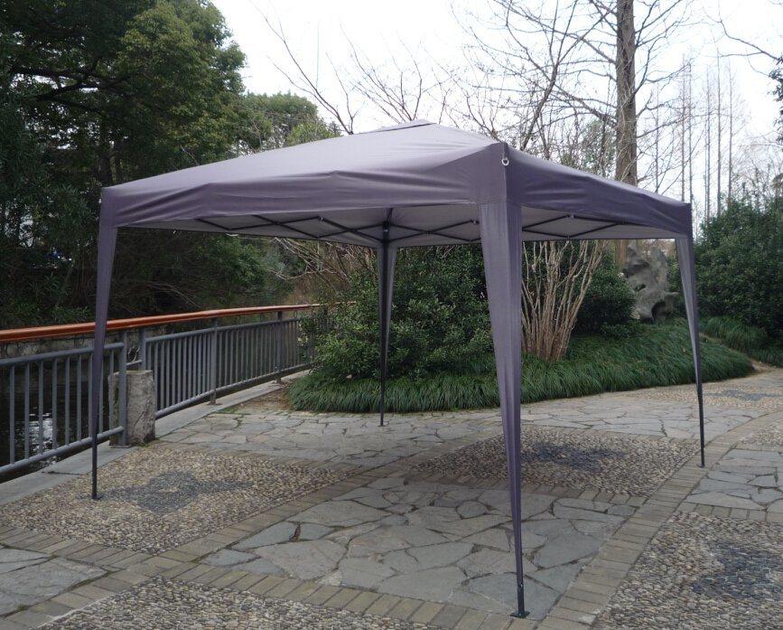 Folding Outdoor Aluminum Frame Gazebo