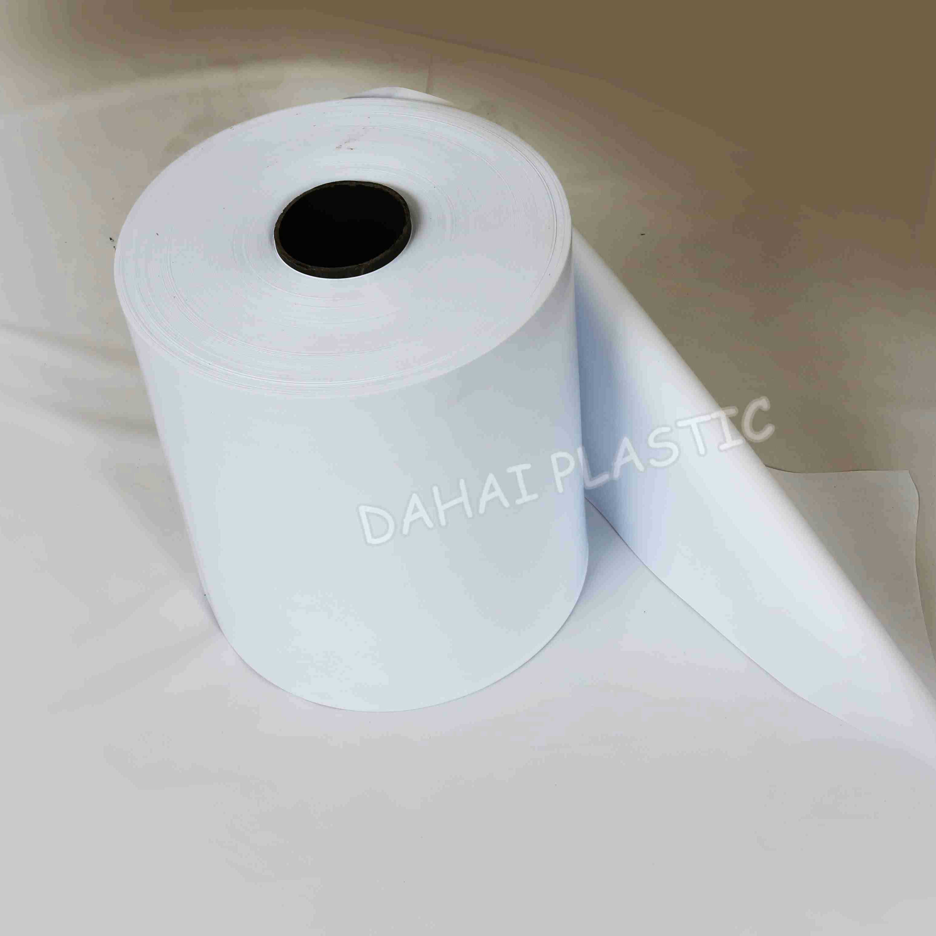 0.125mm High Grade PVC Sheet for Medical Use
