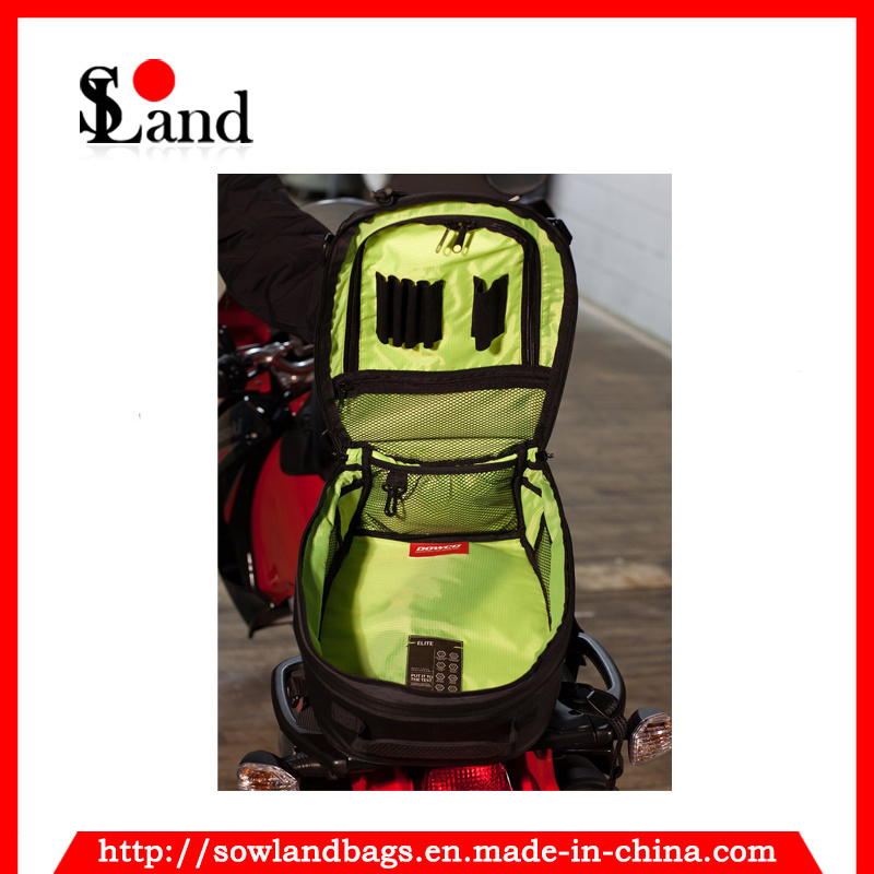 High Capacity Motorcycle Tail Bag / Gear Bag
