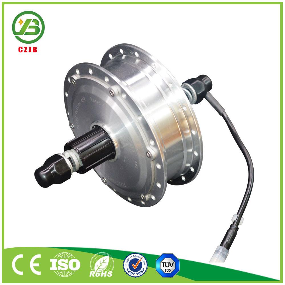 Jb-104c 48V 500W Ebike Rear Wheel Geared Hub Motor