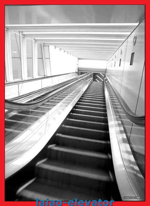 Safety Intdoor Escalator with Good Quality Competitive Price