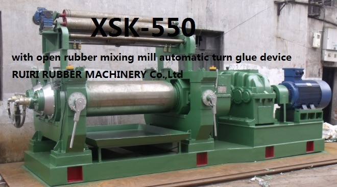 Xk-450/Two Roll Rubber Mixing Mill/Open Mixing Mill (CE&ISO9001)
